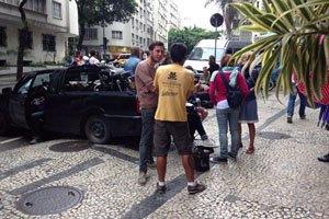В Рио с друзьями: кашаса, фавелы,  футбол и сериалы. Изображение № 10.