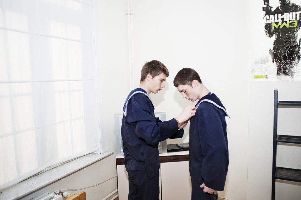 «Гляди, море»:  Сложные подростки  в мореходке. Изображение № 5.