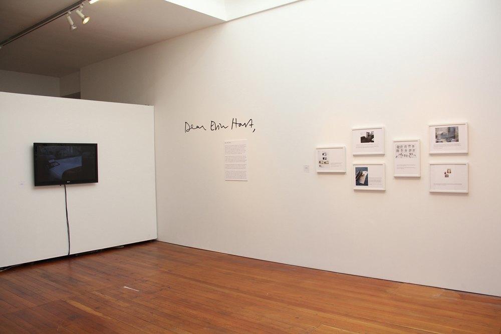Выставка «Dear Erin Hart», 2014 . Изображение № 17.