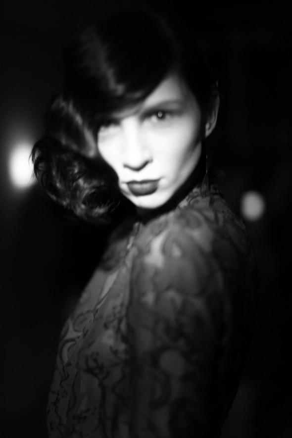 Репортаж: Vika Gazinskaya FW 2011. Изображение № 20.