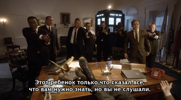 Гид по сериалу «Доктор Кто» и рекап последних шести сезонов в скриншотах. Изображение № 110.