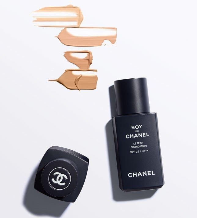 Chanel запустит линию косметики для мужчин. Изображение № 1.