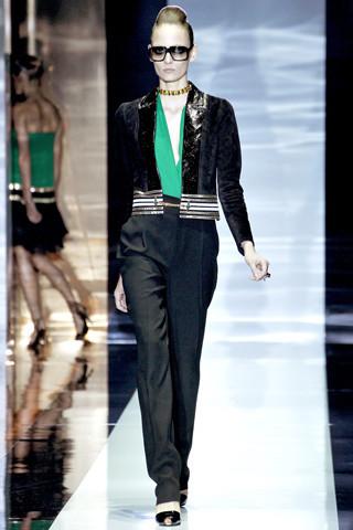 10 моделей с показа Gucci: 5 известных и 5 начинающих. Изображение № 16.