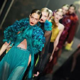 Итоги: Все о показе Gucci SS 2012. Изображение № 1.