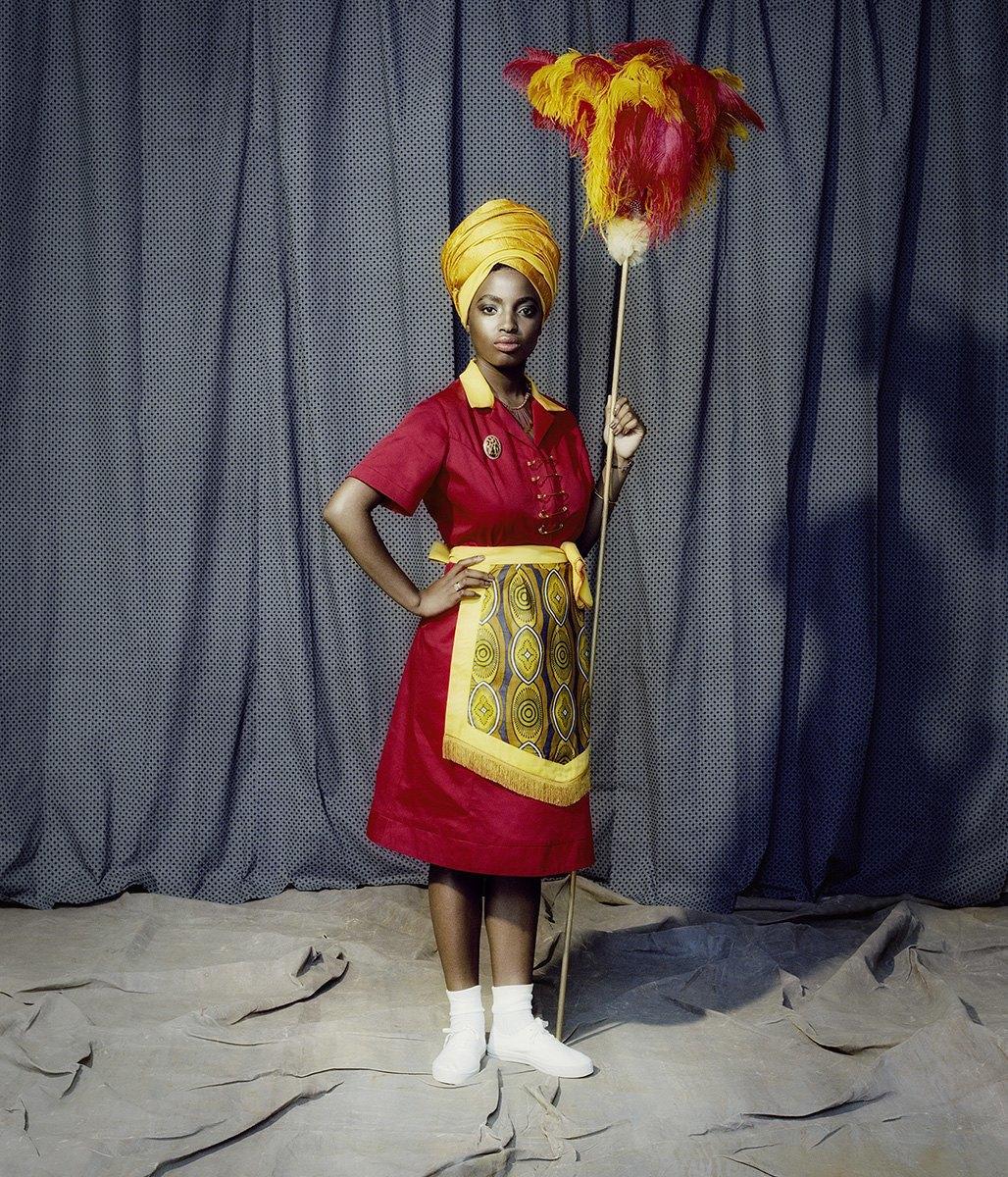 «NKOSOZANA»:  Фантастические принцессы Африки. Изображение № 11.
