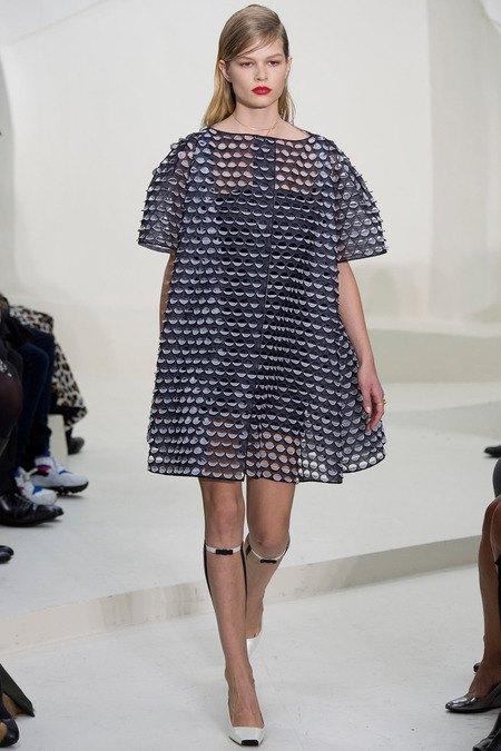 Christian Dior Spring 2014 Couture. Изображение № 6.