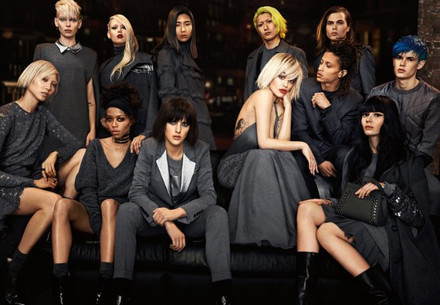 У DKNY вышла рекламная кампания с «настоящими нью-йоркцами». Изображение № 3.