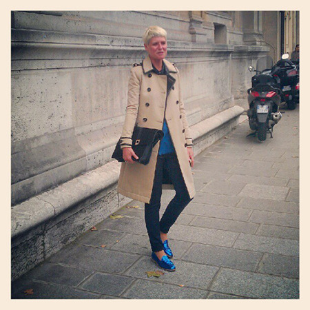 Парижская неделя моды: Чем запомнился первый день. Изображение № 34.