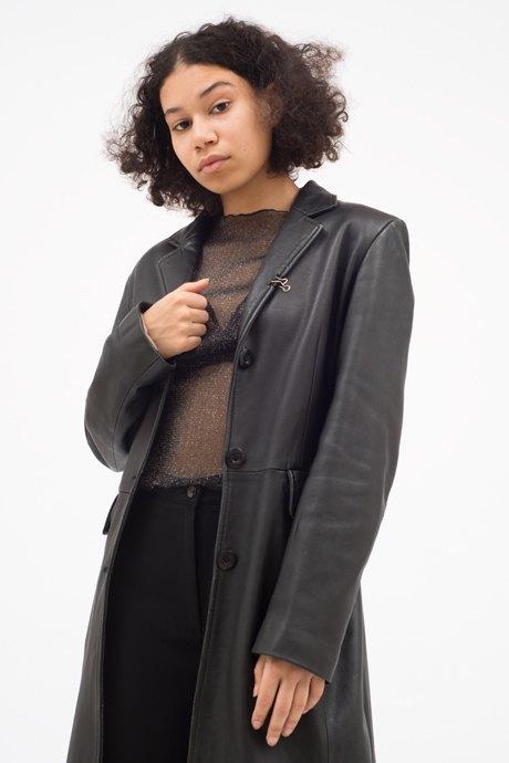 Стилист и модель Марьям Фитч о любимых нарядах. Изображение № 7.