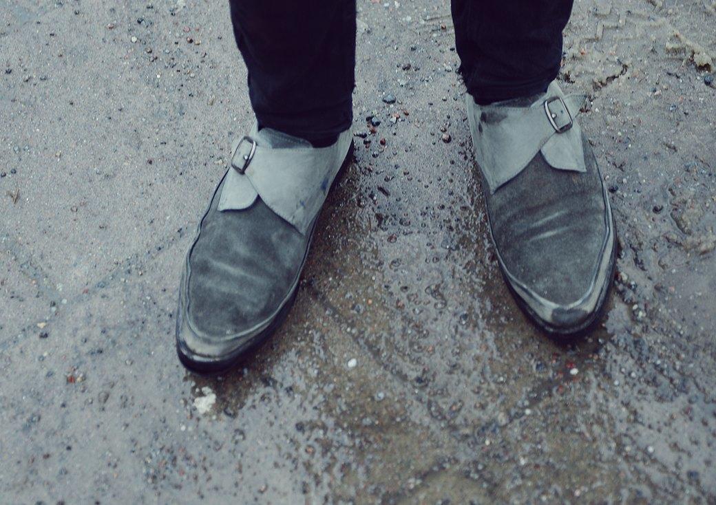 Шубы и горох на Stockholm Fashion Week. Изображение № 32.