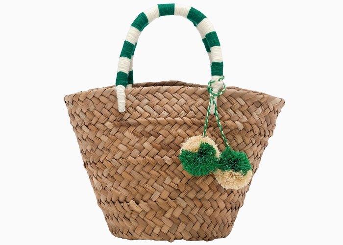 Плетёные сумки для города: 10 моделей от простых до роскошных. Изображение № 4.