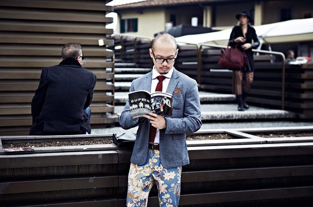 Кто и как формирует мужской вкус в одежде. Изображение № 7.