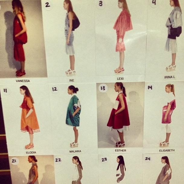 Прямой репортаж  с Paris Fashion Week:  День 7. Изображение № 28.