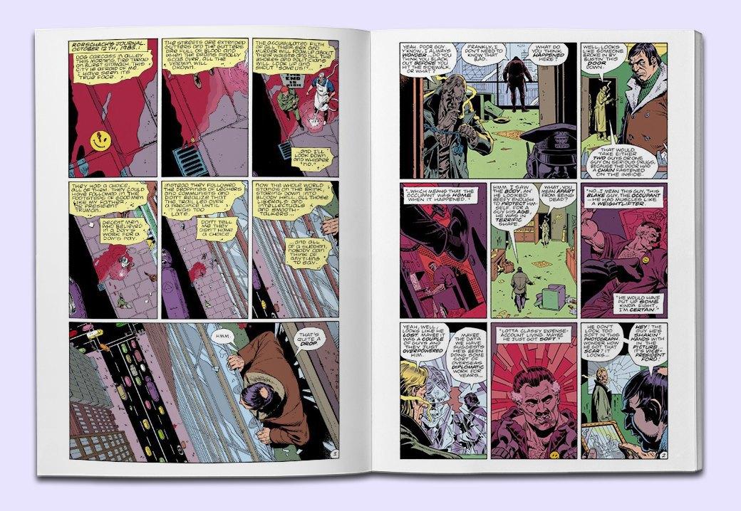 Аморальный кодекс: Харли Квинн, Дедпул и другие антигерои из комиксов. Изображение № 4.