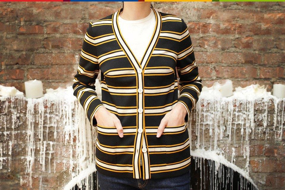 Число Пи: Нью-Йоркский стилист и ее коллекция пиджаков. Изображение № 18.