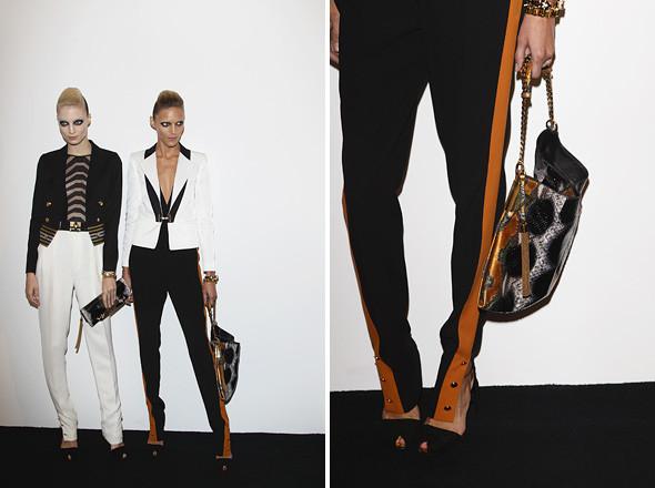 Gucci SS 2012: Репортаж с бэкстейджа. Изображение № 54.