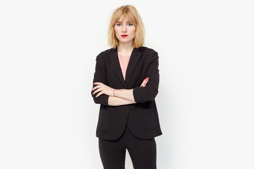CEO «Периодики»  Варя Веденеева  о любимых нарядах. Изображение № 1.