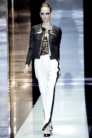 10 моделей с показа Gucci: 5 известных и 5 начинающих. Изображение № 17.
