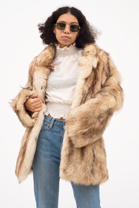 Стилист и модель Марьям Фитч о любимых нарядах. Изображение № 15.