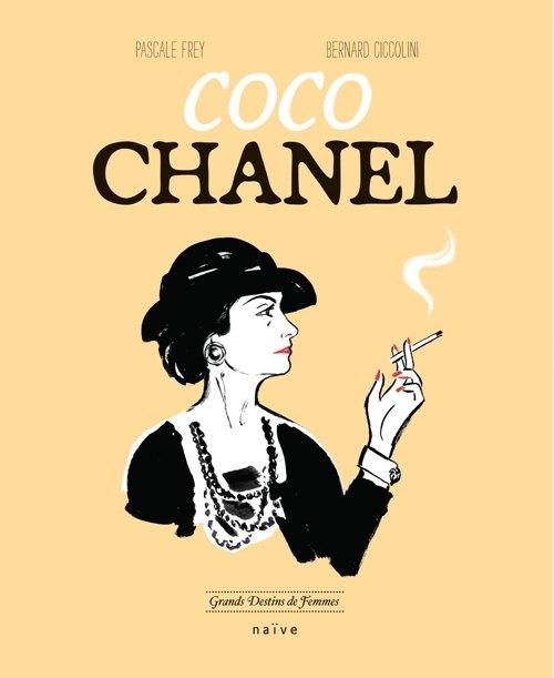 Коко Шанель стала героиней комикса. Изображение № 1.