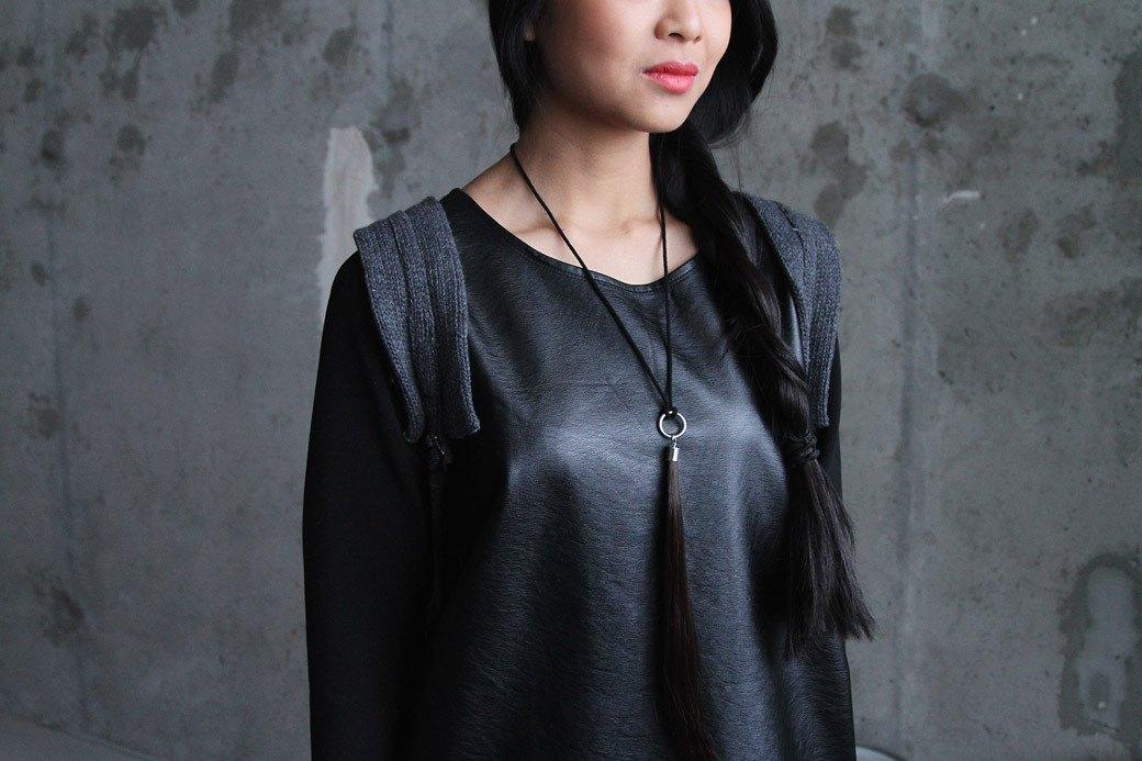 Ульяна Ким, PR-директор Aurora Fashion Week и блогер. Изображение № 35.