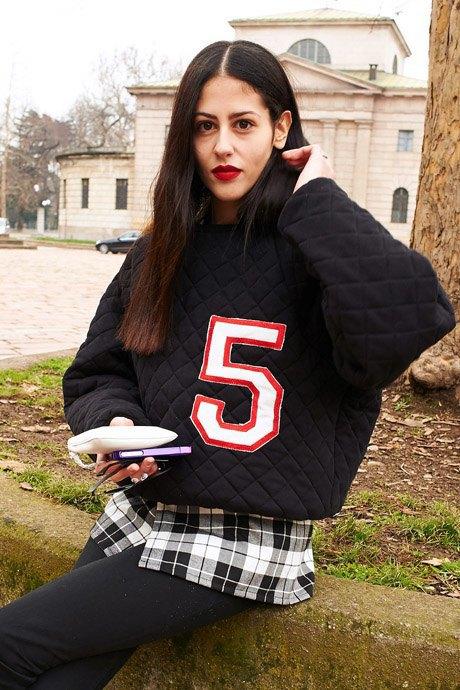 Стритстайл: Неделя моды в Милане,  часть III. Изображение № 8.