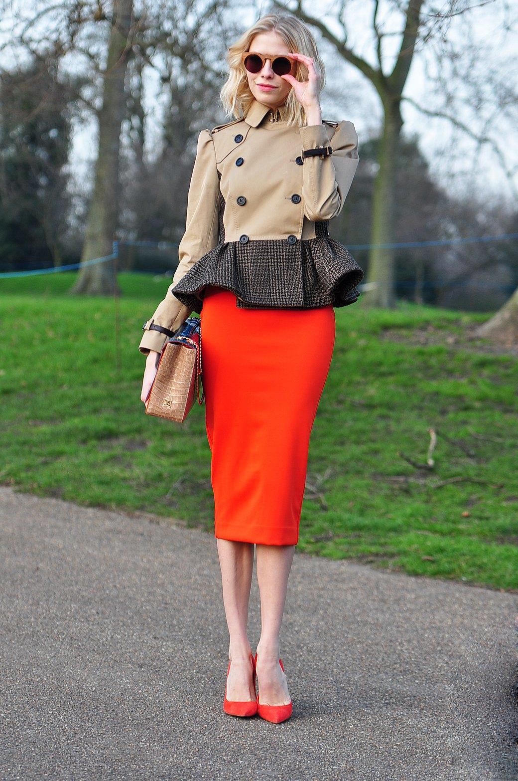 Неделя моды в Лондоне,  часть II. Изображение № 55.