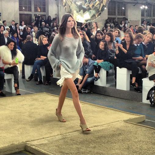 Прямой репортаж  с Paris Fashion Week:  День 6. Изображение № 22.