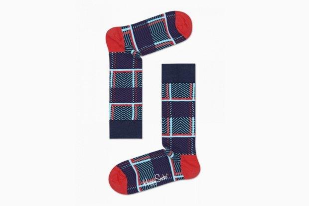Коллекция весёлых носков Айрис Апфель для Happy Socks. Изображение № 6.