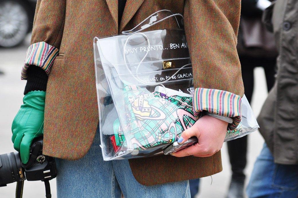 Гости Парижской недели моды FW13, часть 2. Изображение № 15.