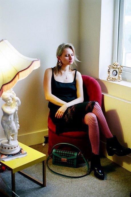 Маша Мел,  фотограф и редактор  журнала Vrag. Изображение № 10.