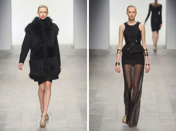 Показы на London Fashion Week AW 2011: день 5. Изображение № 4.