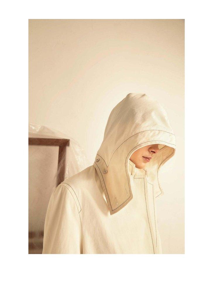 Новая коллекция Sergey Soroka вдохновлена мужским гардеробом. Изображение № 6.