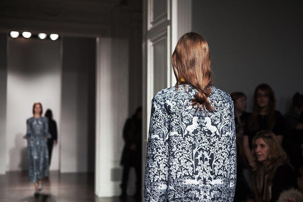 Майя Норман, дизайнер:  «Пикассо на платье —  это круто». Изображение № 6.