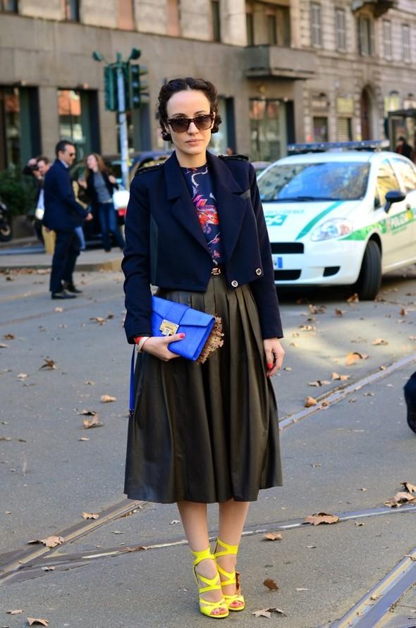 Неделя моды в Милане: Streetstyle. Изображение № 36.