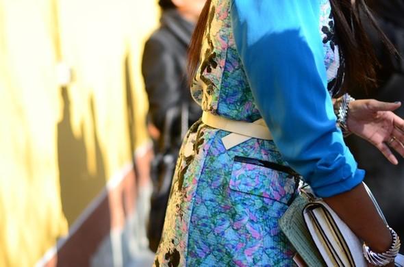 Неделя моды в Милане: Streetstyle. Изображение № 22.