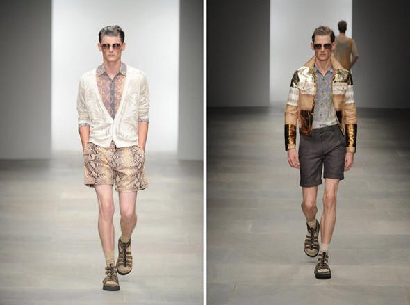 Показы на London Fashion Week SS 2012: Мужской день. Изображение № 8.