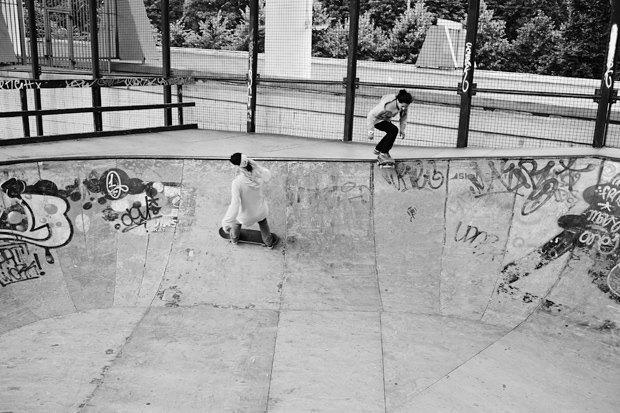 Женский пул:  Девушки на скейте. Изображение № 24.