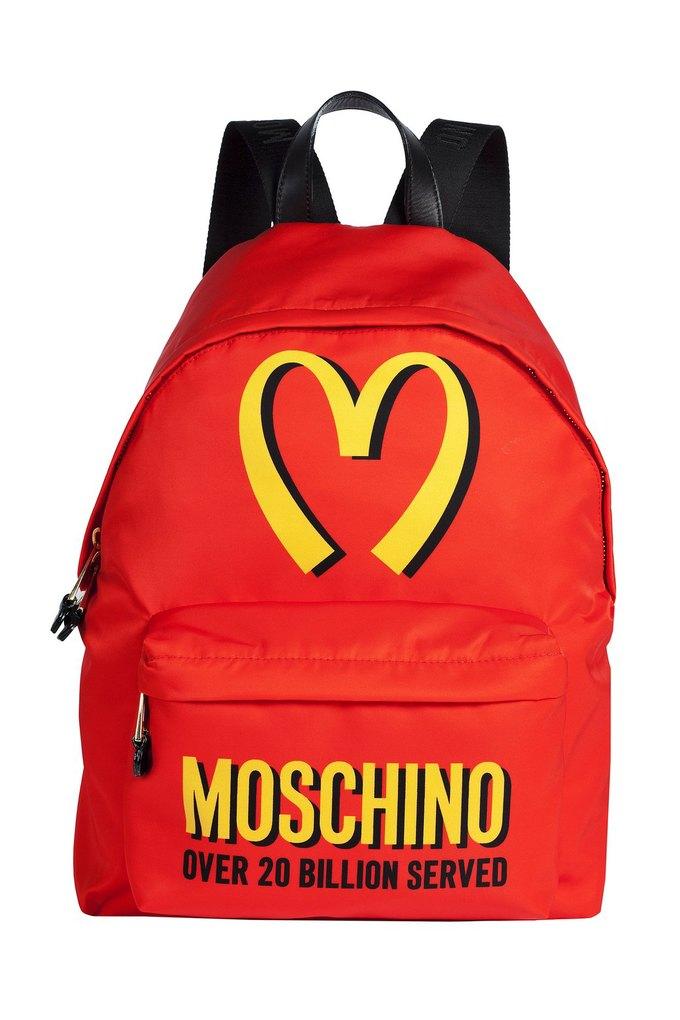 Коллекция Moschino о McDonald's поступает в продажу. Изображение № 2.