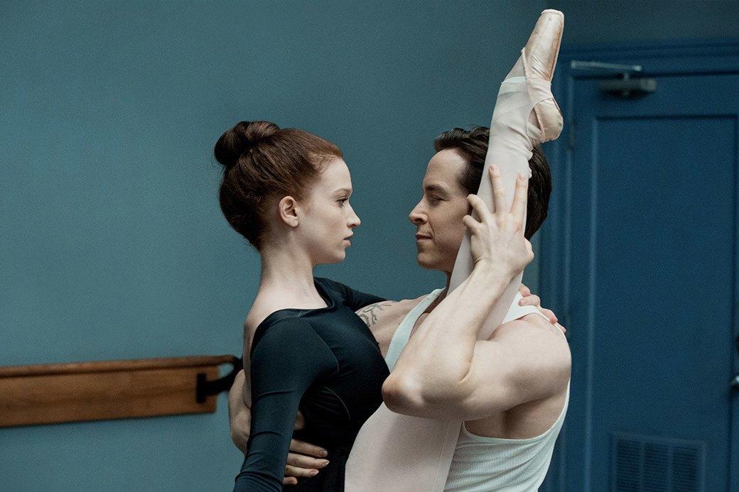 Секс среди балерин