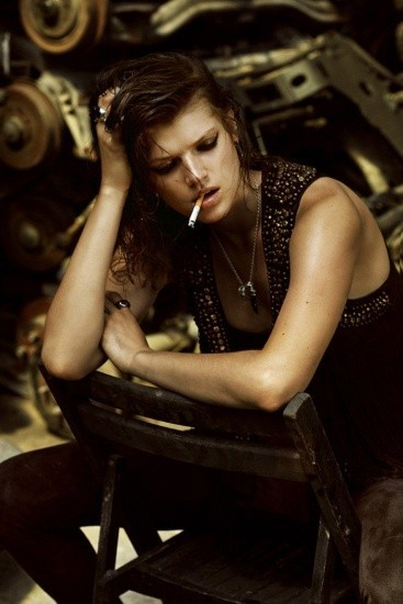 Новые лица: Кристина Дринке. Изображение № 30.