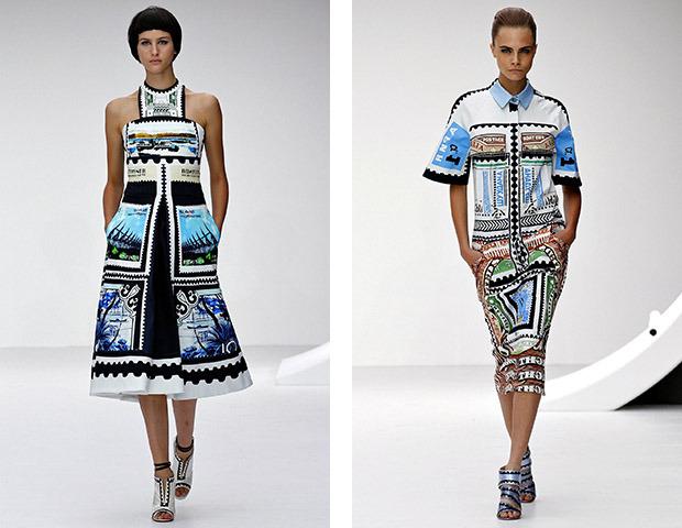 Неделя моды в Лондоне: Показы Acne, Mary Katrantzou, Vivienne Westwood и Philip Treacy. Изображение № 2.