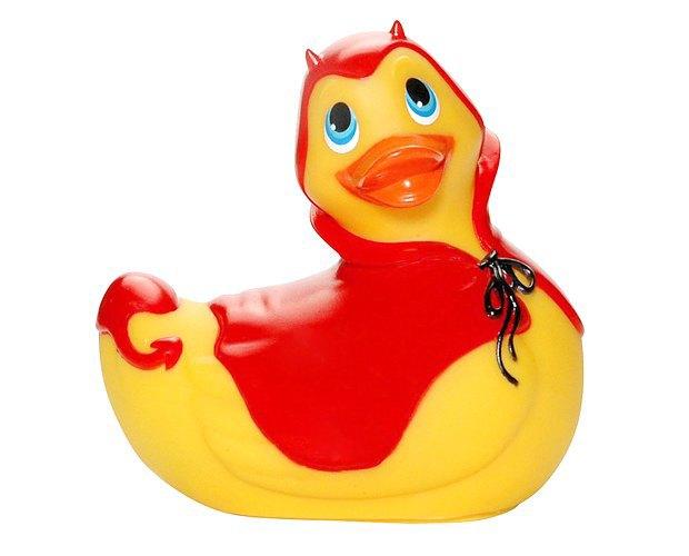 Игривая вибрирующая уточка I Rub My Duckie. Изображение № 4.