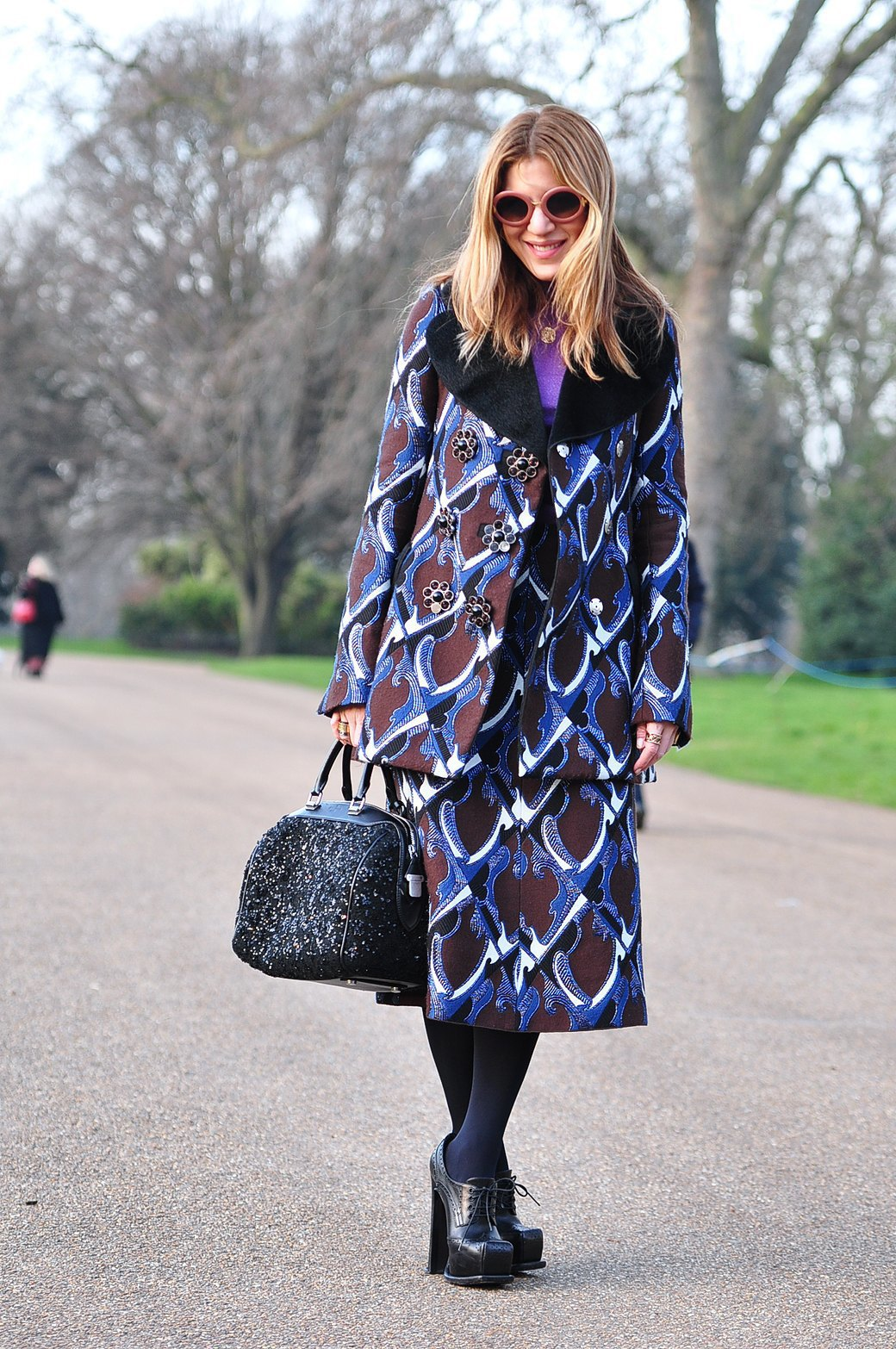 Неделя моды в Лондоне,  часть II. Изображение № 57.