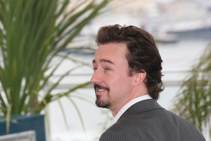 Edward Norton via Shutterstock. Изображение № 1.