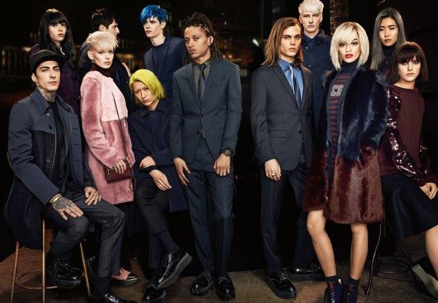 У DKNY вышла рекламная кампания с «настоящими нью-йоркцами». Изображение № 14.