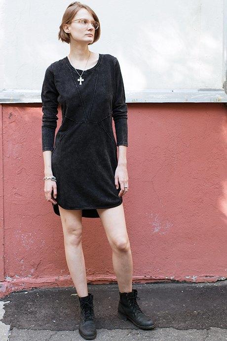 Директор по маркетингу  Анна Петухова  о любимых нарядах. Изображение № 30.