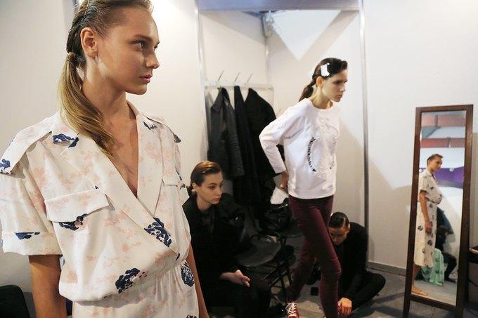 Что происходит  с украинской модой: Коллекция Poustovit SS14. Изображение № 4.