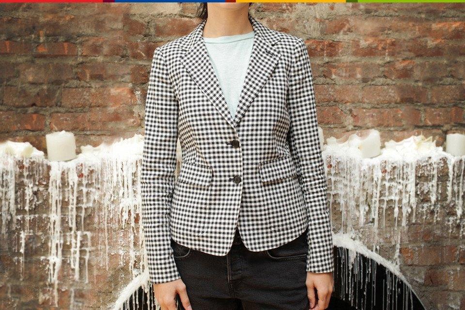 Число Пи: Нью-Йоркский стилист и ее коллекция пиджаков. Изображение № 12.