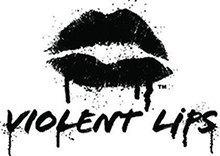 Переводные  татуировки для губ  Violent Lips. Изображение № 3.